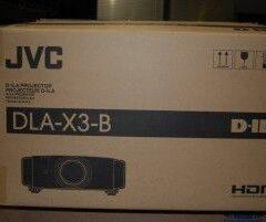 JVC DLA-X3 First Look