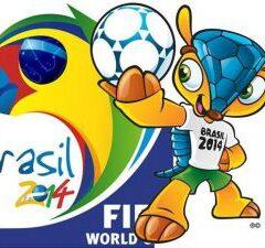 Projectors για το Παγκόσμιο Κύπελλο Ποδοσφαίρου του 2014.