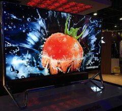 Changhong: OLED τηλεόραση και Ultra HD LCD 98′ 8K