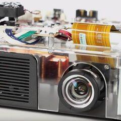 Texas Instruments (TI) & LED mini και micro Full HD προβολείς