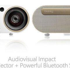 BenQ i500 LED Smart Projector