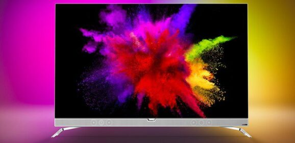 Philips OLED 901F 4K UHD Android TV with Ambilight