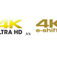 Native 4K  vs  4K e-shift IFA 2016