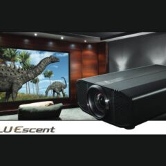JVC DLA-RS4500 the world's only THX Certified 4K projector!