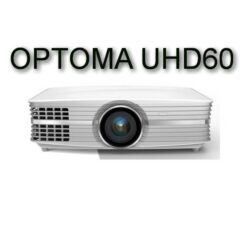 OPTOMA UHD60 Native 4K Home Theater Projector