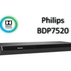 Philips BDP7520 CES 2017