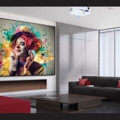 Η ViewSonic φέρνει προσιτούς 4K προβολείς Υψηλής Φωτεινότητας στο Σαλόνι σας