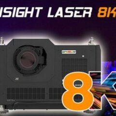 Η Digital Projection παρουσίασε τον πρώτο DLP 8K προβολέα