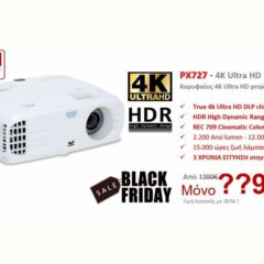 ViewSonic PX-7274K UΗD Black Friday