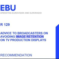 EBU & IMAGE RETENTION