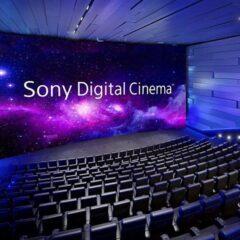 Η Sony εκτός αγοράς  Digital Cinema