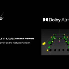 Trinnov Audio Dolby Atmos™ Object Viewer