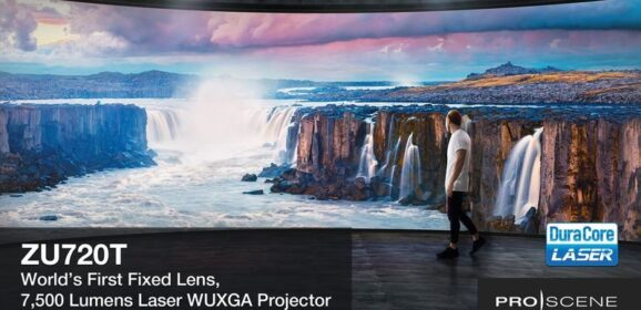 OPTOMA ZU720T LASER PROJECTOR