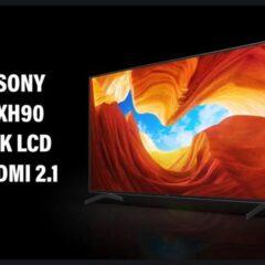 Sony Bravia XH90: Ενημέρωση για 4K με 120 Hz