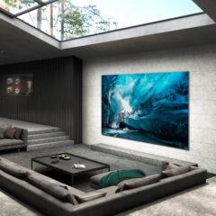 Samsung νέες σειρές τηλεοράσεων Neo QLED, MicroLED και Lifestyle για το 2021