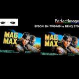 EPSON EH-TW9400 vs BENQ W5700