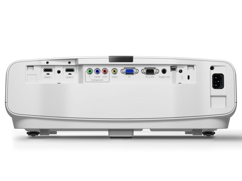 Epson EH-TW9200 Rear View