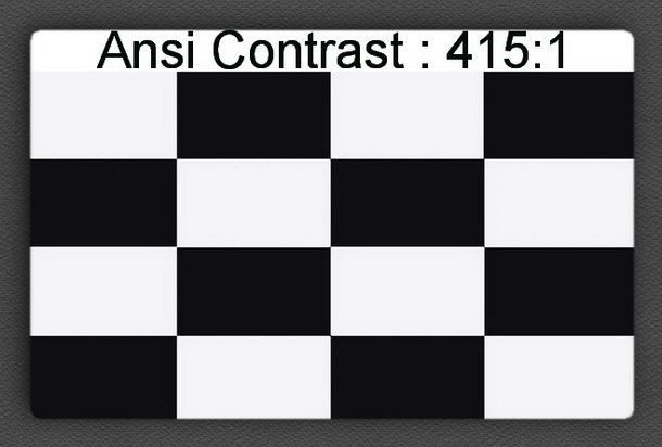 EPSON EH-TW9300 ANSI CONTRAST